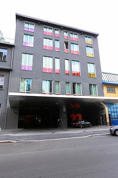 Milan, Hotel NHOW