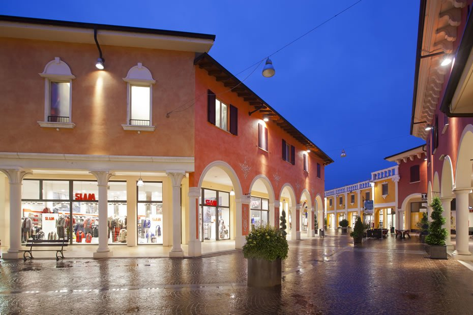 Mantova Outlet Village Island Spa - vinpearl-baidai.info