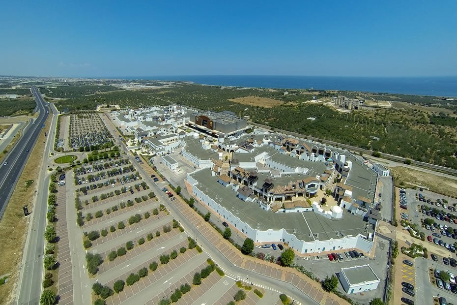Molfetta Outlet Village - Kryalos