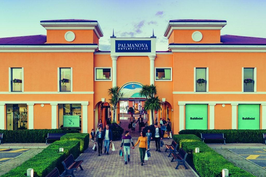 Palmanova Outlet Village - Kryalos